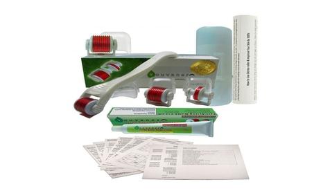 Youyaner 4 in 1 Microneedle Derma Roller Kit + Numb Cream a9b4f51e-3a5e-48e6-a988-bea71e6b9704