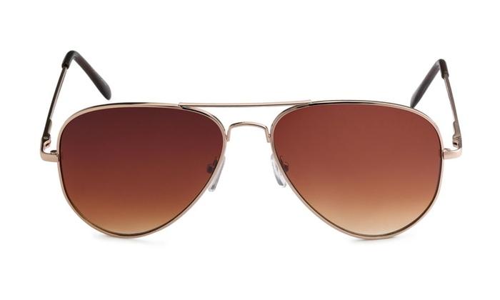 Eason's Fashion Boutique : Eason Fashion Men/Women's Premium Spring Hinge Aviator Sunglasses