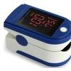 Finger Tip Pulse Oximeter - Blood Oxygen Saturation Monitor