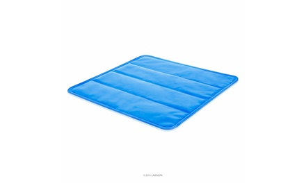 Cooling Chill Pillow Pad Insert - Soft Cooling Gel Insert