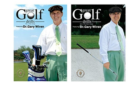 Great Golf Drills DVD Set 75e25377-1832-4284-9875-042d5dabdc43