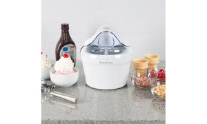 Ice Cream, Sorbet, and Frozen Yogurt Dessert Maker