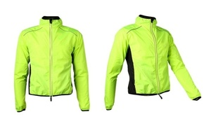 Reflective Bike Jacket Wind coat Jacket