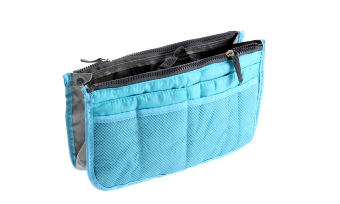 Slim Bag In Purse Organizer Assorted Color