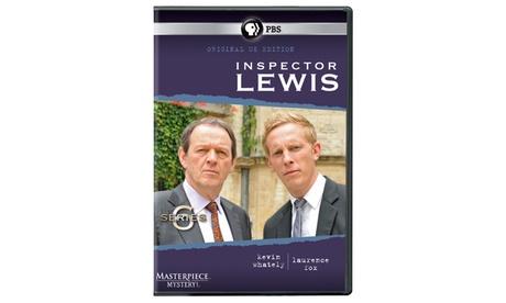 Masterpiece Mystery!: Inspector Lewis 6 DVD (U.K. Edition) 8478caaf-d585-496f-914f-9f7d1ca9c163