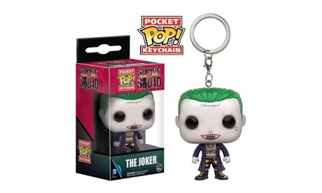 Funko Pocket POP Keychain Suicide Squad Joker Action Figure Collectible Toy d2a34f8d-644e-4f30-9bb5-e1db3d7666b9