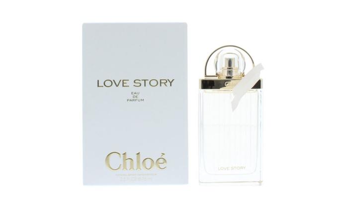 c39d7969554f Chloe Love Story 2.5 oz EDP for women