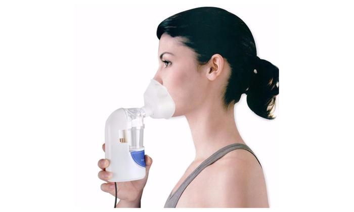 Ultrasonic Nebulizer Nebuliser Mesh Humidifier  for Facial Beauty