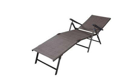 Pool Chaise Lounge Chair Recliner Outdoor Patio Furniture Adjustable fbd1f4ab-6c7a-45a1-9696-2fe99b5a22b5