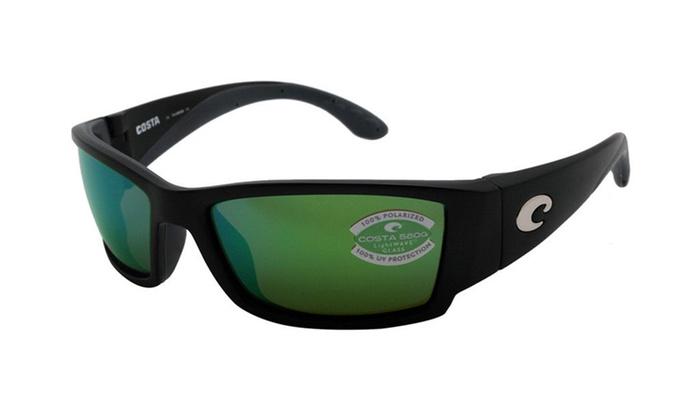 e7b7c779af Costa Del Mar Corbina CB 11 OGMGLP Black   Green Mirror 580G Polarized