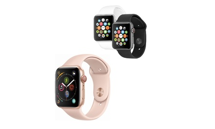 Apple Watch Series 4 with GPS and 4G Cellular LTE (B Grade Refurbished)
