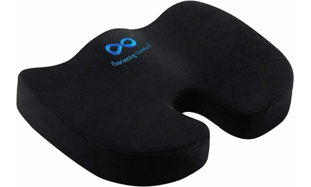 Seat Cushion for Office Chair Pain Relief Cushion Coccyx Machine Washable Cover
