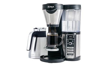 Ninja Coffee Bar with Auto IQ and Thermal Carafe - 4 Brew Types, CF085 8f85bf64-f9f6-48da-bc4f-7fb3d8becee5
