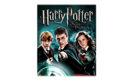 DVD - Harry Potter and the Order of the Phoenix 7726c5fb-1c25-412a-862a-80e02ad3f389