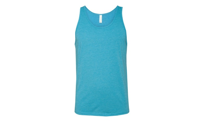 Bella Canvas Unisex Jersey Tank Top BL3480-1