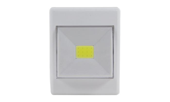 200 Lumen Wireless Switch Light / Night Light / Closet Cabinet Light