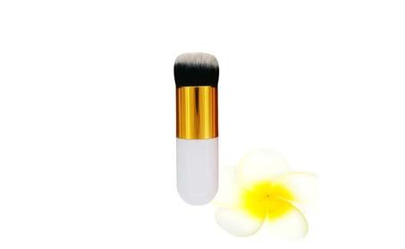 Nylon Hair Wooden Handle Ultra Plush Powder Brush