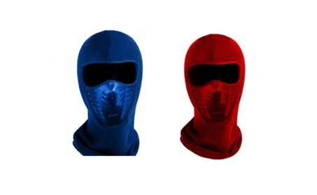 2 or 3 Packs Unisex Cold Weather Ski Mask Ninja Style d56b13b5-6d69-436d-a077-74500da7280e