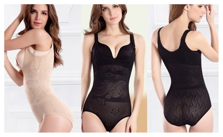 63f5f6d3d80c Open Crotch Slimming Underwear Solid Corset Easy WC (8) for sale ...