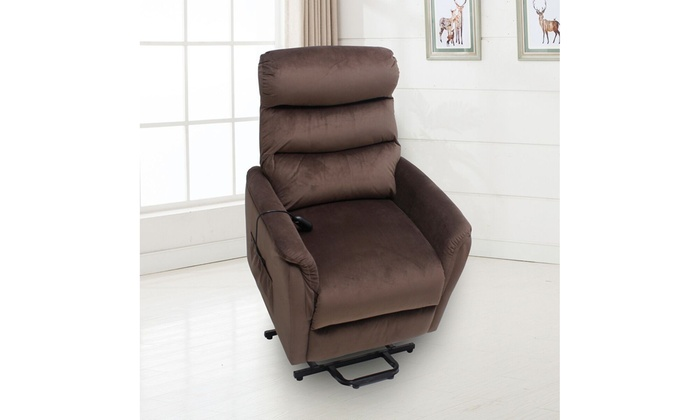 Lifesmart Power Lift Chair wHeat and Massage