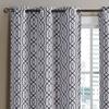 """Alexander Blackout Grommet Curtain Panels 76""""W x 96""""L (Set of 2)"""