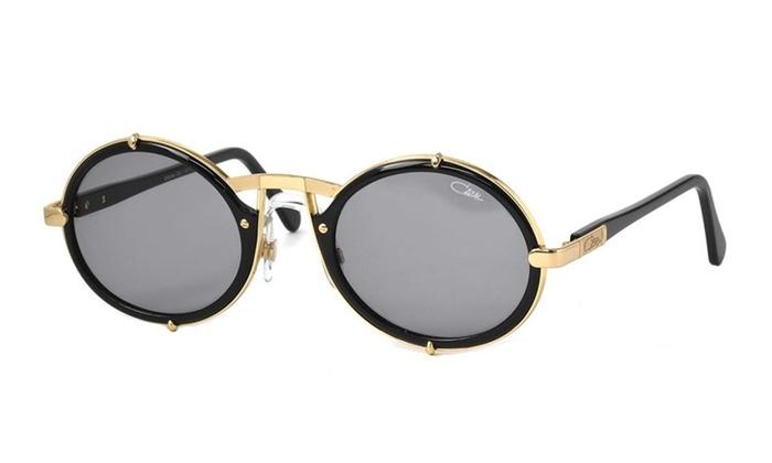 8b9a1d19ed0d Cazal 644 Sunglasses 53mm Black Grey
