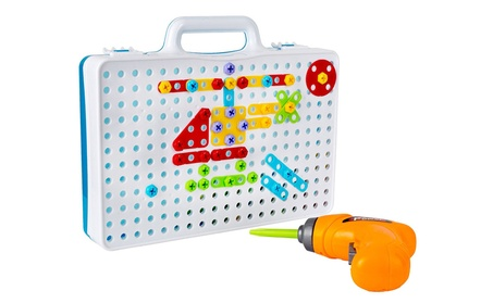 Drill & Play Creative Educational Toy With Real Toy Drill 78ba5640-0f16-4987-85ce-961de48976cb