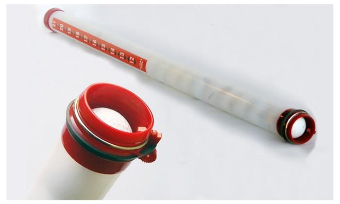 A99 Golf Clear Clikka Ball Pick up Tube Plastic