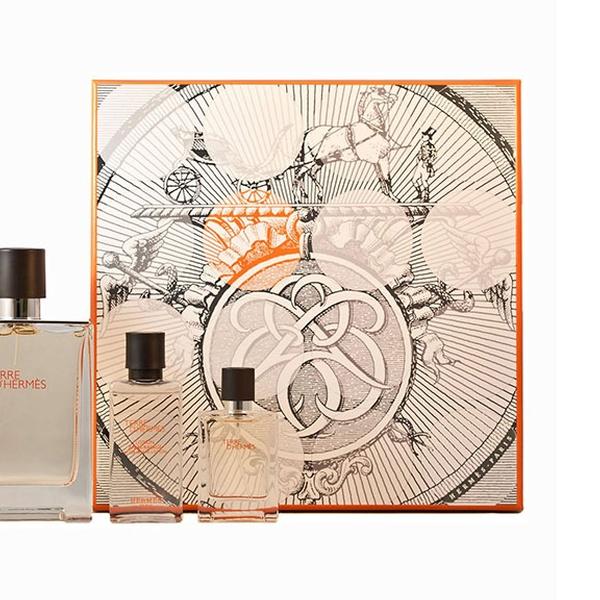 3 Piece D'hermes' 'terre Hermes Gift Set v08mwONn