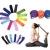 180CM Sport Yoga Stretch Strap D-Ring Belt Gym Leg Fitness Adjustable