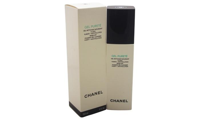 ... Chanel Gel Purete Rinse-Off Foaming Gel Cleanser Purity plus  Anti-Pollution Gel 7da4866676d0