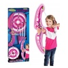 Toysery Kids Toy Bow & Arrow Archery Set with Arrow Holder with Target