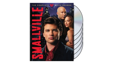 Smallville: The Complete Sixth Season (DVD) 365d10c4-a9d9-413b-8f7f-34f74cec2014