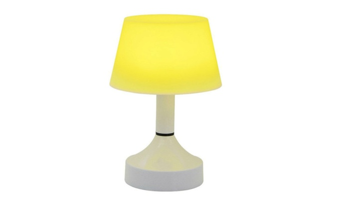 Table Lamp Remote Control Led Lamp Energy Saving Charging Night