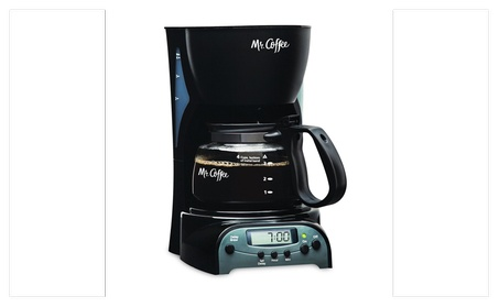 Mr. Coffee 4-Cup Programmable Coffeemaker, DRX5 a77cbfe5-5435-458e-adff-c74c69ca977c