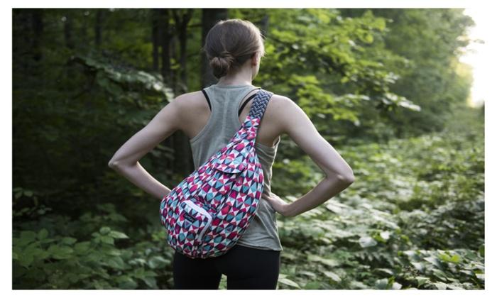 db24e71fea Ambry Rope Sling Backpack