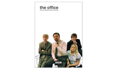 Office, The: The Complete Second Series (DVD) 35f7c0ea-5fd1-4ef6-9582-817bcb2dbf70