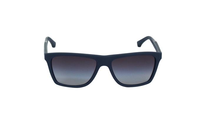 7b6306287c2 Emporio Armani EA 4001 5065 8G - Blue Rubber - 56-16-140 mm glasses ...
