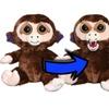 Feisty Pets by William Mark - Grandmaster Funk - Monkey