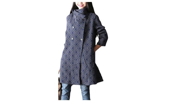 DPN Women's Latest 2015 Autumn Warm Stylish Coats
