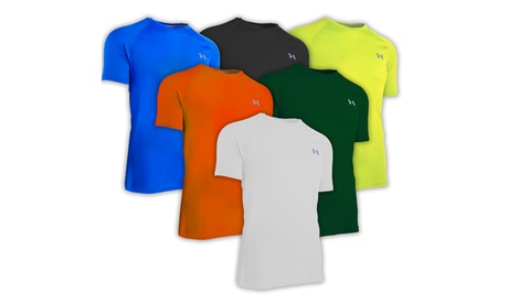 Under Armour Men's T-Shirt Fitness 3-Pack Short Sleeve 98c6c58f-2140-4599-afb5-960d63fa7c11