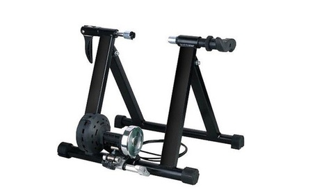 Cycle Bike Trainer Indoor Bicycle Exercise Portable Magnetic Work Out b400c597-7dfd-4239-a06b-3f76227479a1