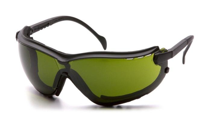 Safety Glasses Hybrid Goggles Pyramex Anti Fog Welding Lenses
