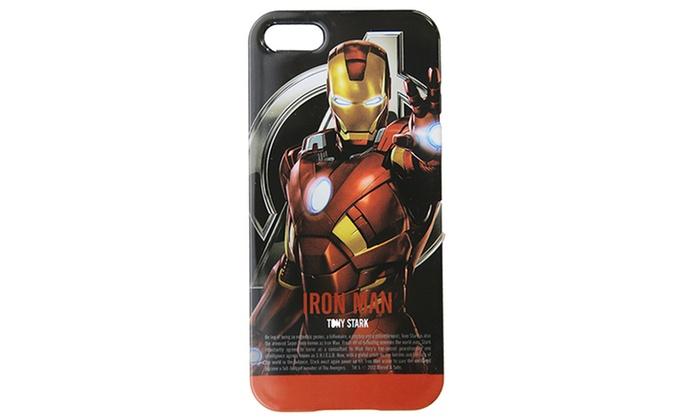 low priced 0b504 b3308 Marvel Avengers- iPhone 5 Case Hulk, Thor, Iron Man, or Captain ...