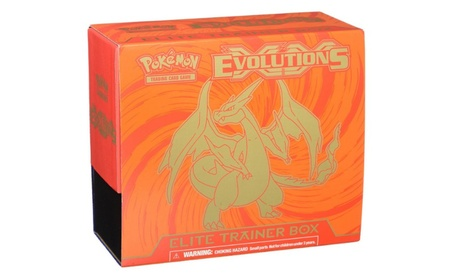 Pokemon XY Evolutions Mega Charizard Elite Trainer Box 5c6a5f3f-534e-4d84-b98d-fd74c8fd23e3