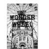 Yale Gurney 'Coney Island Wonder Wheel This Way' Canvas Art