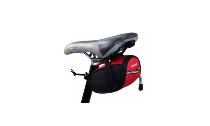 New Cycling Saddle Pouch Back ...