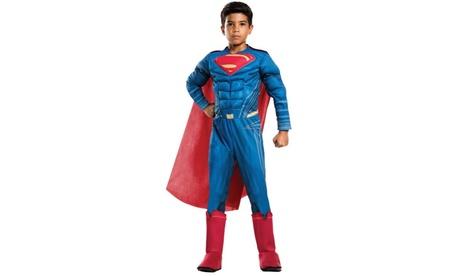 Batman v Superman: Dawn of Justice - Kids Deluxe Superman Costume b4ad4043-6475-4577-ae56-a3d8716d4717