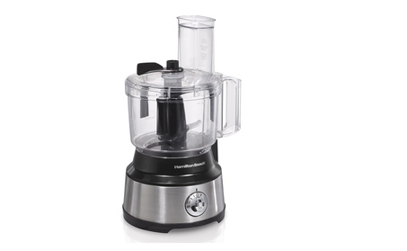 Hamilton Beach 10-Cup Food Processor, with Bowl Scraper (70730) 6e0f2599-a99d-415b-8b5e-2559dbd8c9ba