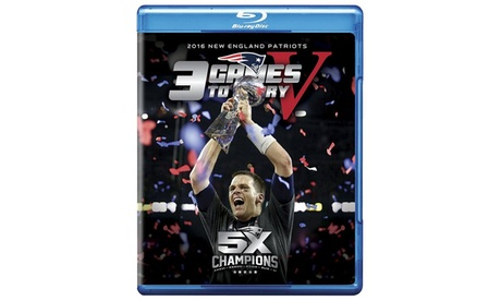 3 Games to Glory Blu-ray e183bb4d-e90d-4591-9dca-bbd4495606f2